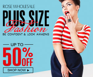 Plus Size Clothing -300×250