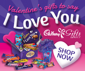 Valentines Chocolate Campaign