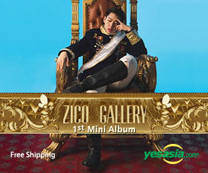 Block B : Zico Mini Album Vol. 1 - Gallery