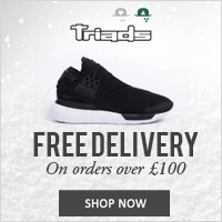 Mens Designer Footwear from Triads