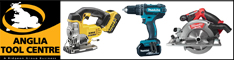 Anglia Tool Centre - Power Tools