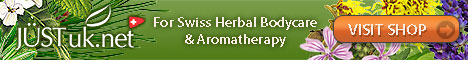 For Swiss herbal bodycare and aromatherapy products visit Just UK.net