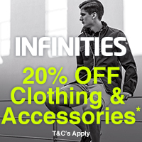 Infinities Menswear