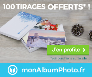 Mon album photo - 100 Tirages
