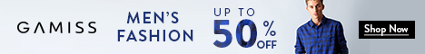 Men's Fashion: Up to 50% OFF