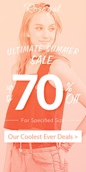Ultimate Summer Sale is here!Up to 70% OFF with Global Free Shipping!