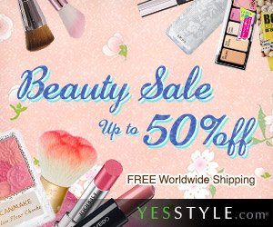 Japanese Beauty Sale Up to 50% OFF!