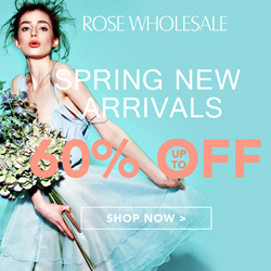 Crazy black friday is comming! Welcome to rosewholesale.com and have a look! Enjoy 80% off and selec