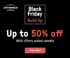 50% OFF Black Friday Sale Cotswold Outdoor