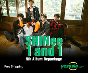 SHINee Vol. 5 Repackage - 1 and 1