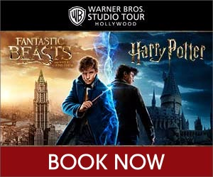 Warner Brother Studio Tour Fantastic Beasts Harry Potter