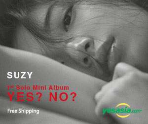 miss A: Suzy Mini Album Vol. 1 - Yes? No?