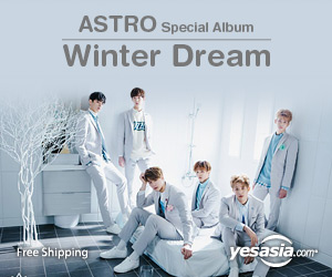 Astro Special Album - Winter Dream