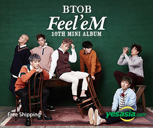 BTOB Mini Album Vol. 10 - Feel'em