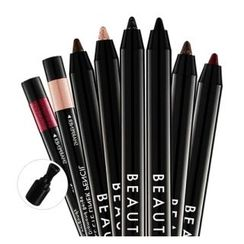 BEAUTY PEOPLE - 10 Seconds Auto Pencil Eyeliner