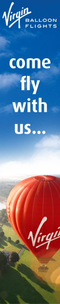 Virgin Balloon Flights Deals & Promotions
