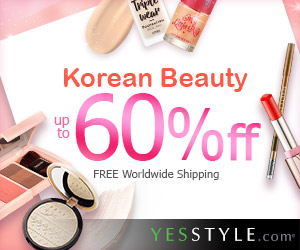Korean Beauty Sale Up to 60% off