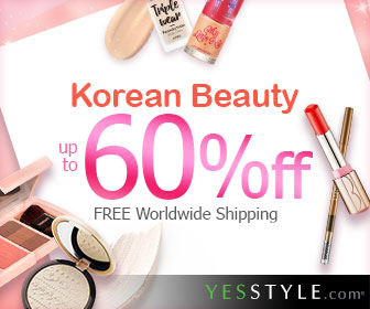 Korean Beauty Up to 60% off