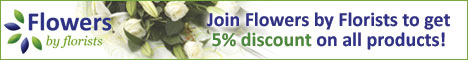 Flowers by Florists Member Club Discount