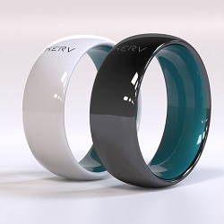 Kerv contactless payment rings