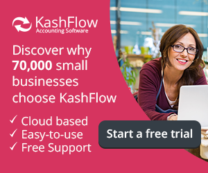 Kashflow Mobile Business Accounting