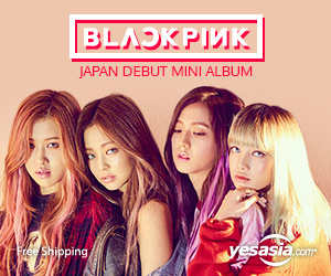 BLACKPINK (ALBUM+DVD) (Japan Version)