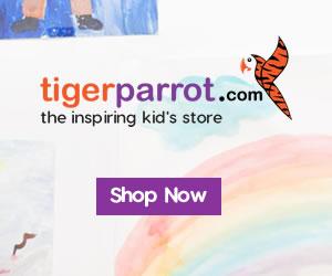 tiger parrot