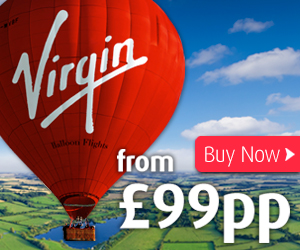 virgin balloon rides