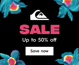 Quiksilver Winter Sale 2016