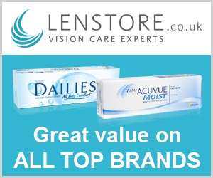 Lenstore Contact Lenses
