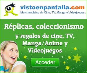 Merchandising de Cine, TV y Videojuegos