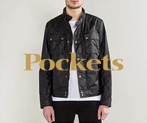 Pockets Menswear - SS18