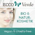 Entdecken Sie die Welt hochwertiger Naturkosmetik auf Ecco Verde!