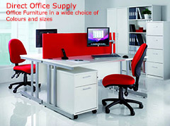 Office Desks and Furniture