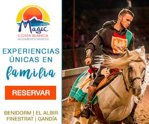 Magic Robin Hood Village Vacances à El Albir Costa Blanca