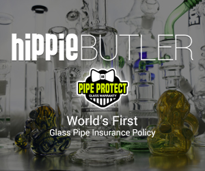 Hippie Butler's Pipe Protect Glass Warranty