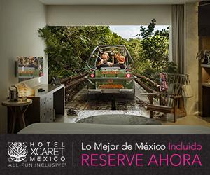 réservation en ligne hotel xcaret mexico tout inclus