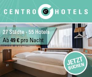 55 Hotels Hotels in über 25 Städten in Deutschland und Österreich