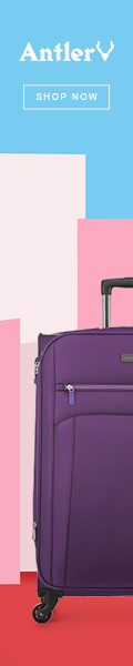 Antler Suitcases & Cabin Luggage
