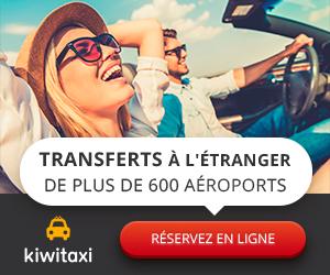 Transferts et taxis meilleur rapport qualité/prix
