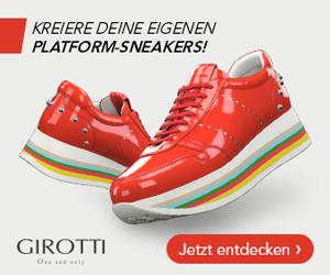 GIROTTI Platform Sneakers