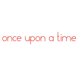 Logo Once upon a time