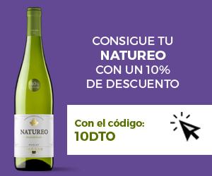 Vino Sin Alcohol Natureo 10% de Descuento