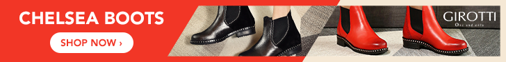 GIROTTI Custom Chelsea Boots