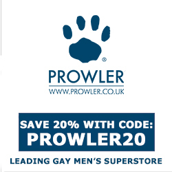 Prowler - The leading gay men's superstore