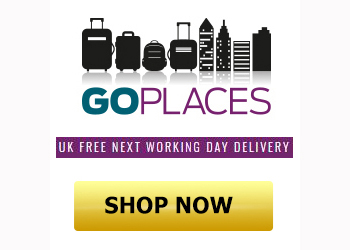 Go Places Luggage & Suitcase Online Store
