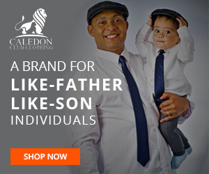 Caledon Club - Father & Son Clothing