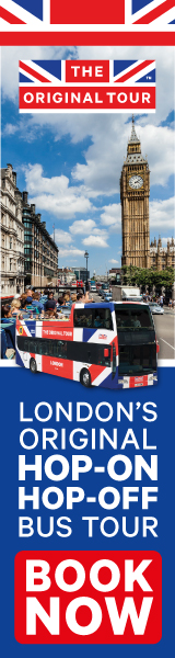 The Original Sightseeing Tour London 160x600px