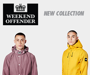 Weekend Offender | New Season Arrivals | Spring/Summer 2019 Collection