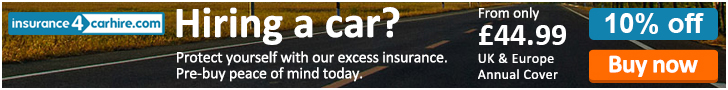 Find out more about Insurance for your hire car